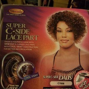 Vanessa lace part wig
